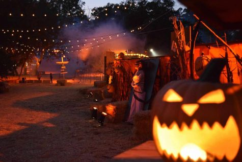The Los Angeles Haunted Hayride is officially opened for drive in horrors and screams!