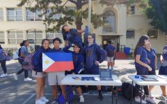Photo of 2019-2020 Filipino Club at Club Day Last Year