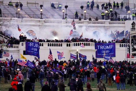 Rioters stormed the Capitol building hoping to overturn the election.