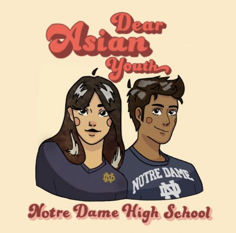 Notre Dame's DAY Logo in a similar style to the Mother Organization's