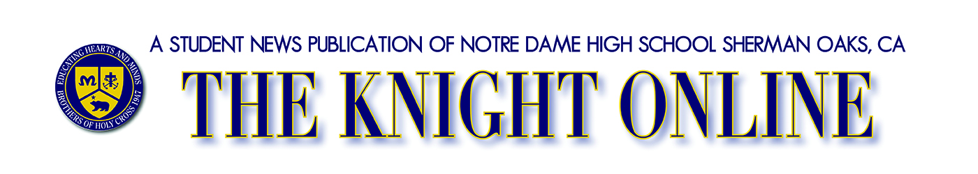 The Student News Site of Notre Dame High School